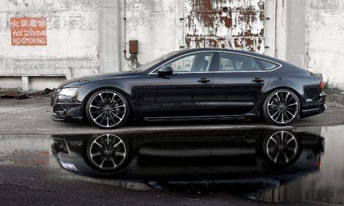 Wald International gives the Audi A7 VIP treatment