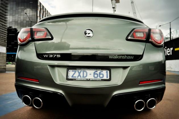 Walkinshaw W375 HSV Gen-F rear