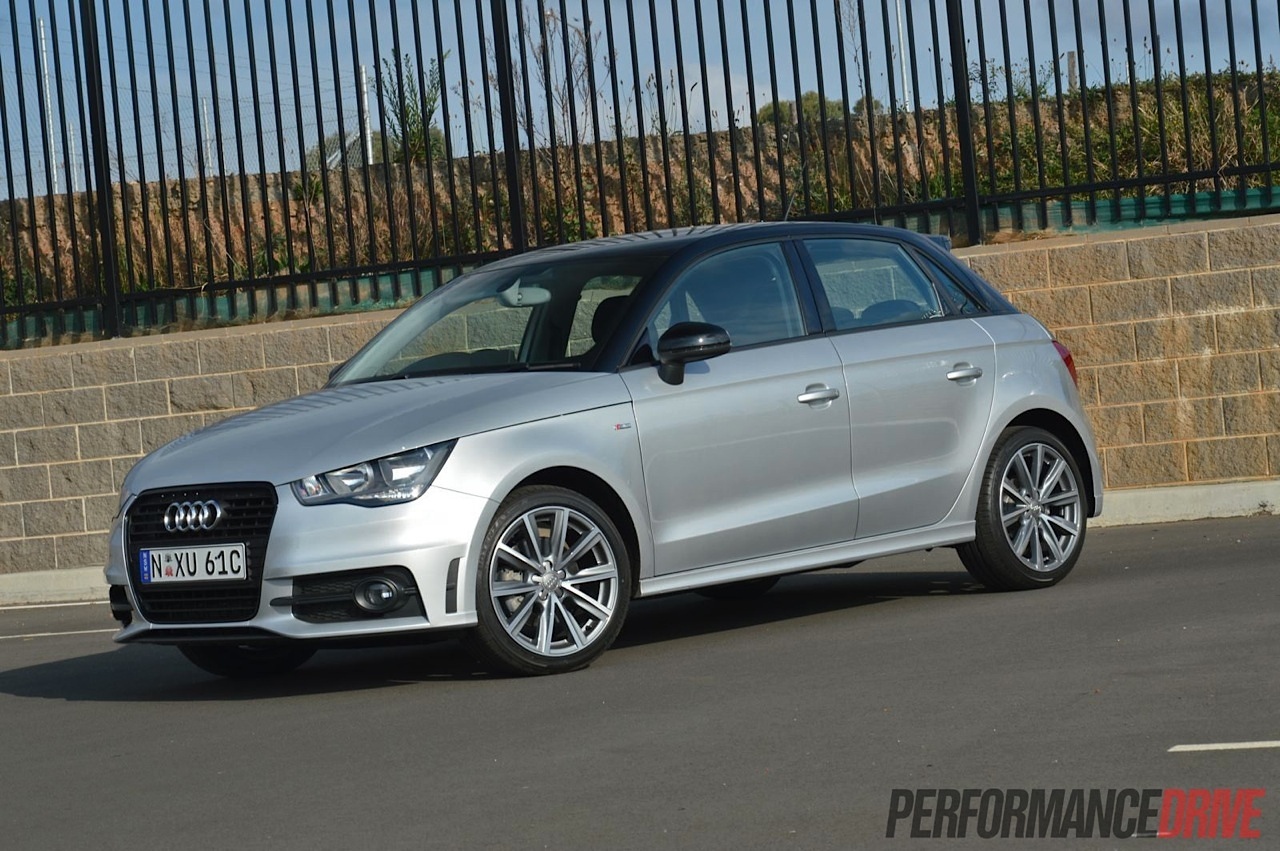 2013 audi a1 sportback s line competition review video. Black Bedroom Furniture Sets. Home Design Ideas