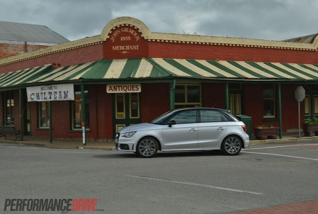 2013 Audi A1 Sportback S line Competition-town