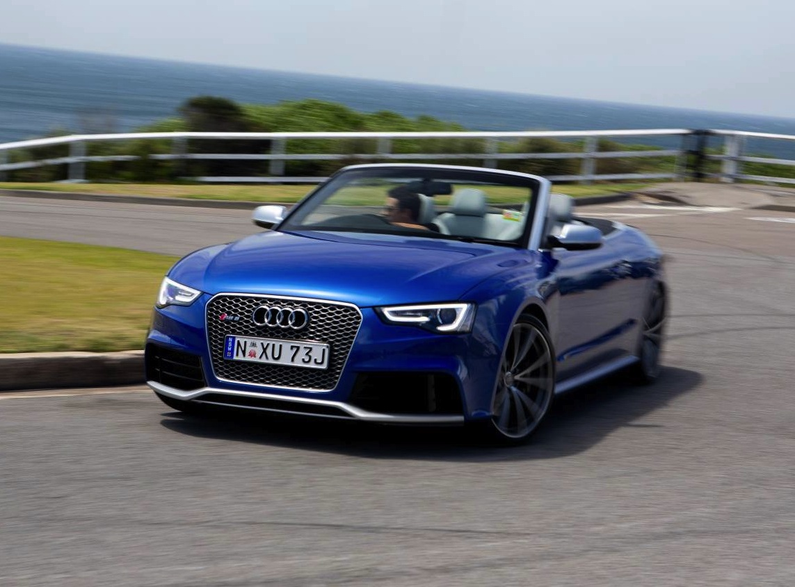 Audi RS 5 Cabriolet on sale in Australia from $175,900