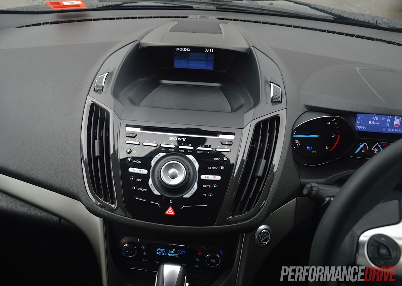 2013 Ford Kuga Trend TDCi review | PerformanceDrive