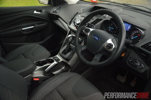 2013 Ford Kuga Trend interior