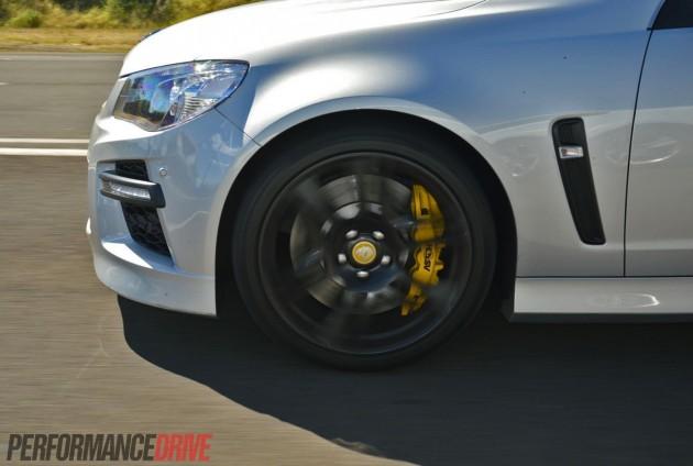 2013 HSV Gen-F GTS AP brakes