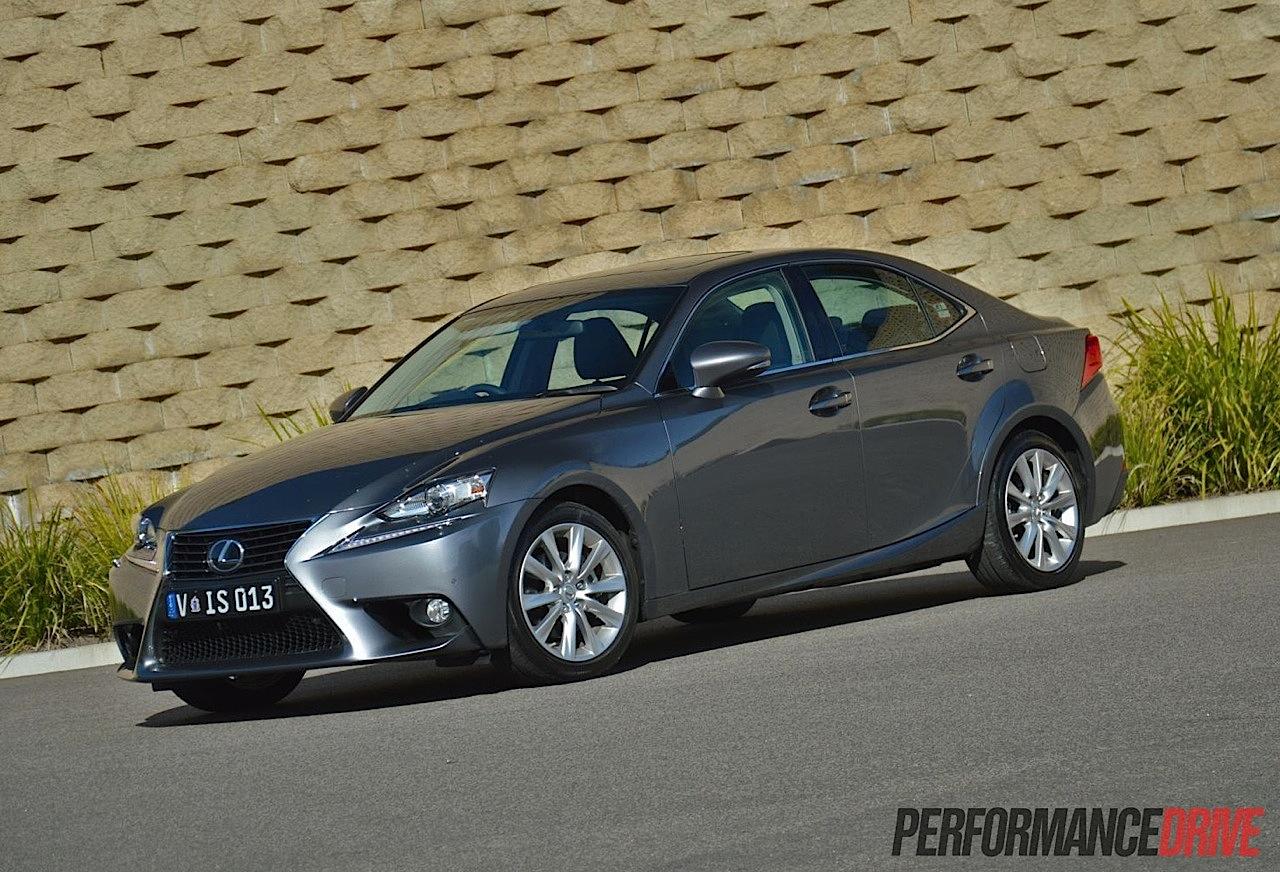 2013 Lexus IS 250 Luxury