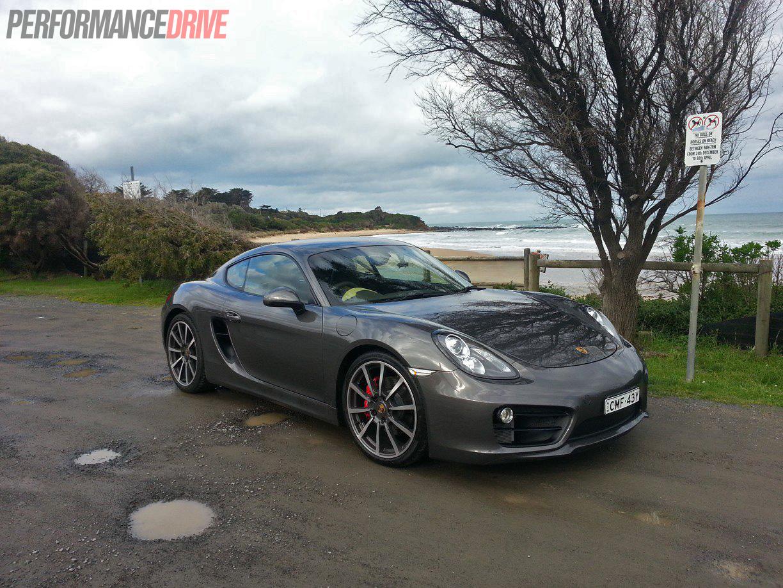 2013 Porsche Cayman S Review Video Performancedrive