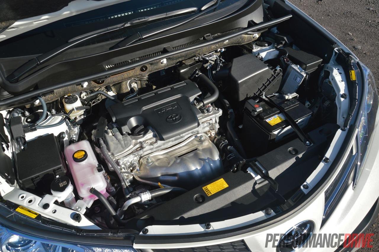 Performance Cars For Sale >> 2013 Toyota RAV4 Cruiser 2.5L engine