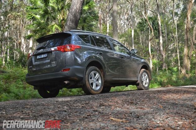 2013 Toyota RAV4 GXL-Australia