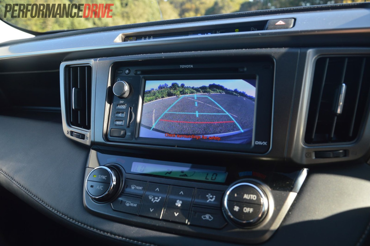 2013 Toyota Rav4 Review Cruiser And Gxl Performancedrive