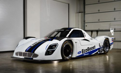Ford EcoBoost Daytona Prototype to race in 2014 Daytona