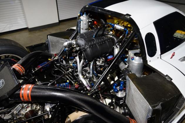 2014 Ford EcoBoost Daytona Prototype engine