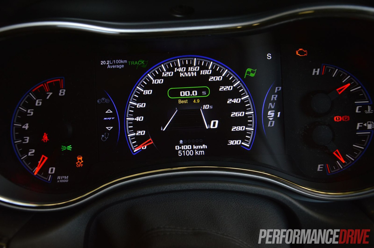2014 Jeep Grand Cherokee SRT review (video) | PerformanceDrive