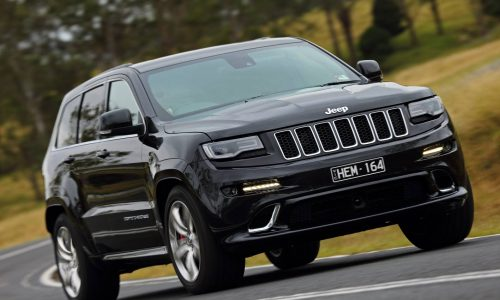Australian vehicle sales for September 2013 – Jeep GC unstoppable