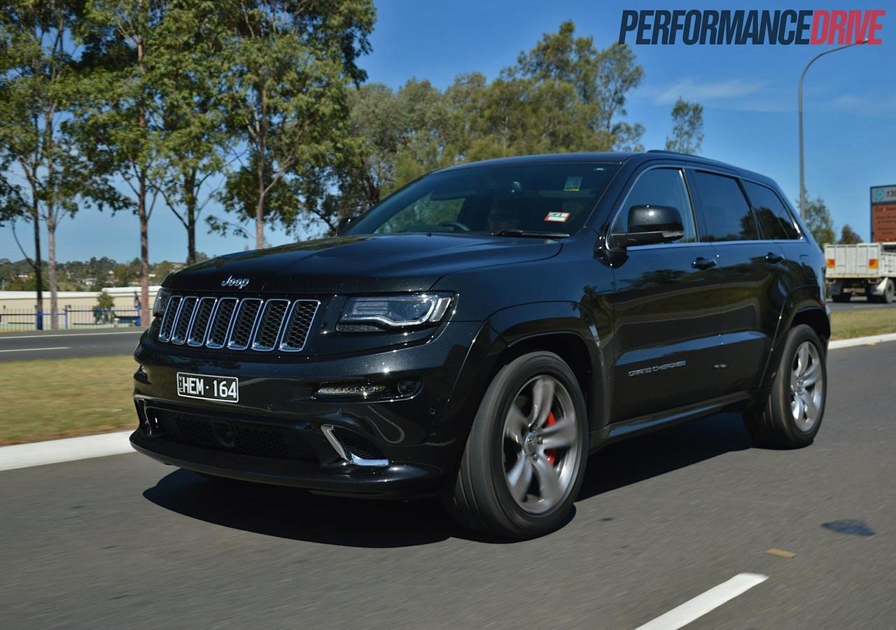 2014 Jeep Grand Cherokee Srt Review Video Performancedrive