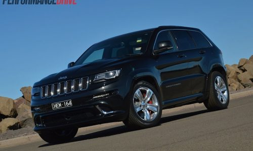 2014 Jeep Grand Cherokee SRT review (video)