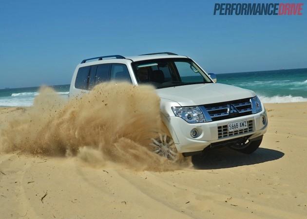 2014 Mitsubishi Pajero Exceed-PerformanceDrive