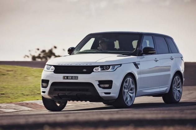 2014 Range Rover Sport-Australia
