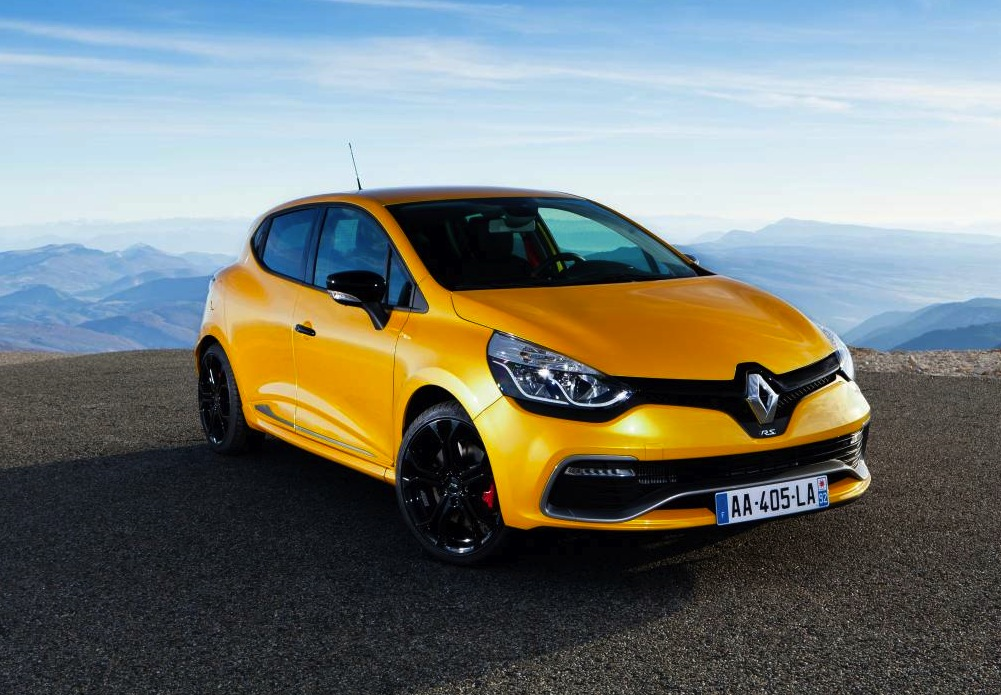 New Renault Clio R S Edc On Sale In Australia From
