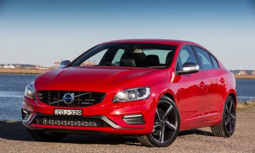 2014 Volvo S60 & V60 on sale in Australia from $49,990