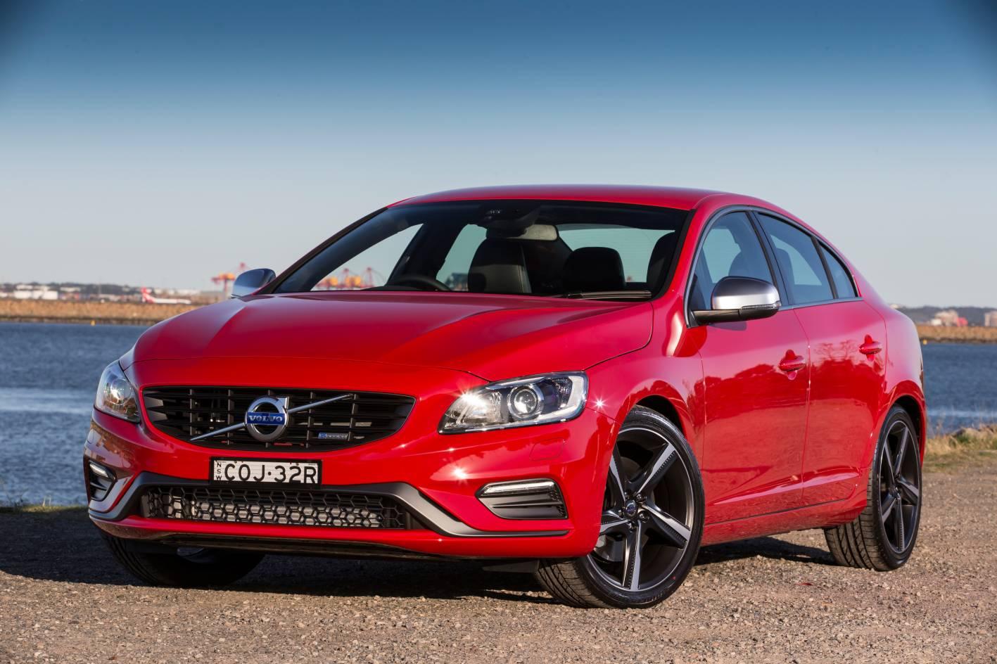 2014 Volvo S60 V60 On Sale In Australia From 49 990 Performancedrive