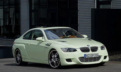 For Sale: AC Schnitzer GP 3.10 – BMW 3 Series with M5 V10