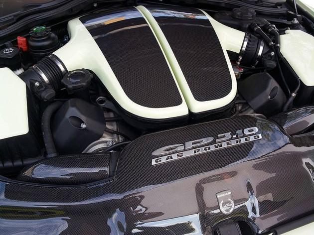 AC Schnitzer GP 3.10 M5 V10 engine