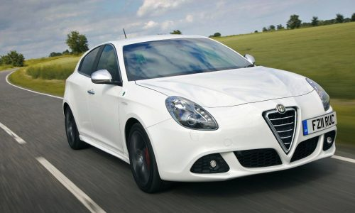 Alfa Romeo Giulietta 'GTA' on the way? – report