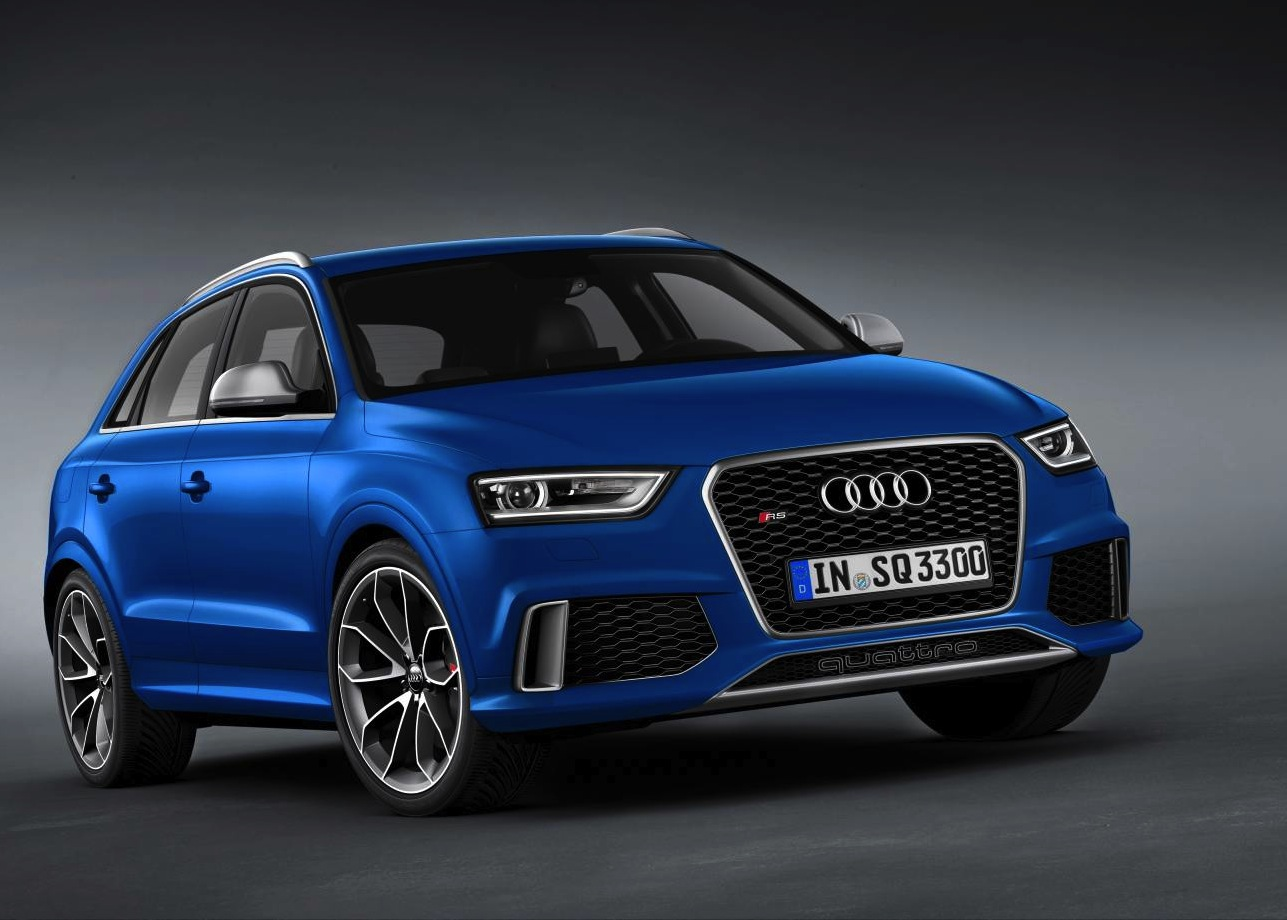 Audi RS Q3 on sale in Australia from $81,900