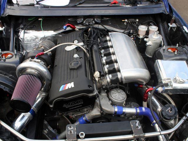 Bmw 1 Series Gets An M3 3 2 Turbo Conversion 800hp
