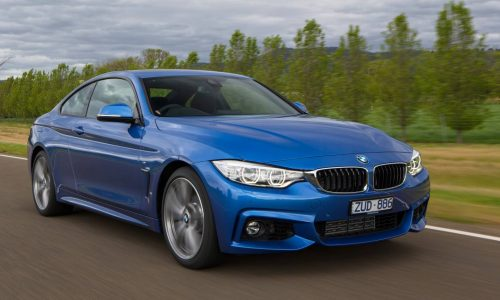 BMW 4 Series now on sale in Australia from $69,500