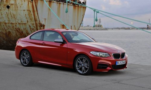 BMW 2 Series Coupe revealed, including M235i