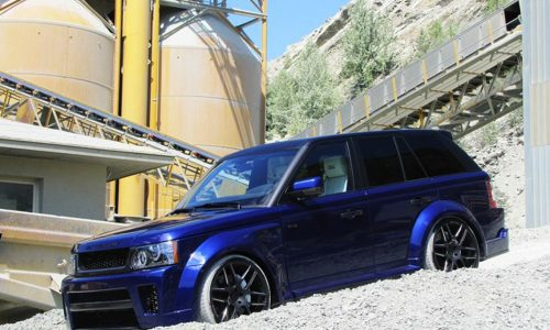 CDC 'Nighthawk' pack adds muscle to the Range Rover