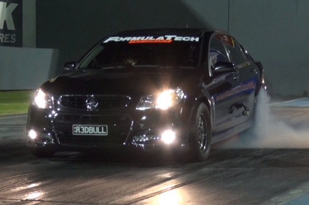 Formula Tech Holden VF Commodore-fastest in the world