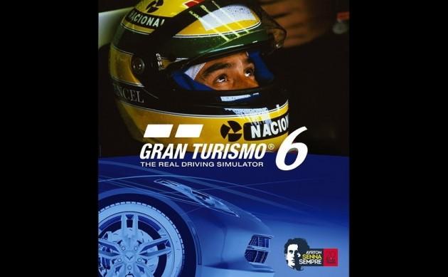 Gran Turismo 6-Ayrton Senna