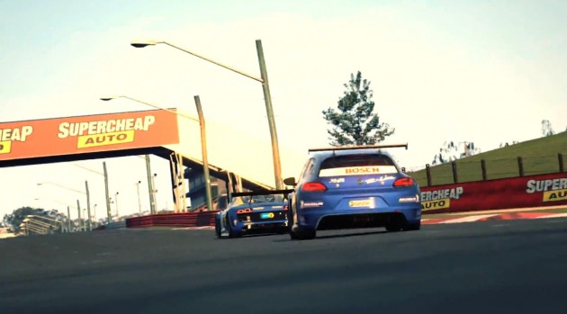 Gran Turismo 6 Bathurst 1
