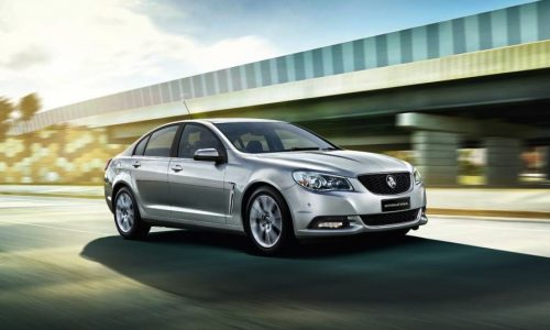 2016 Holden Commodore could have no V8 – report