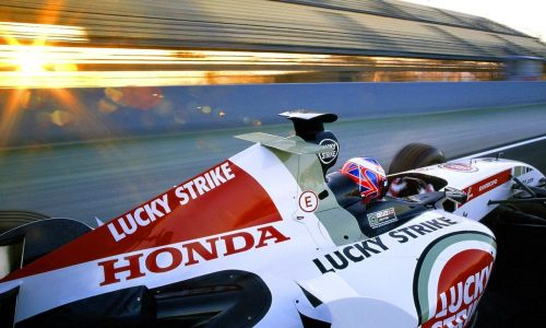 Honda's 2015 F1 1.6L V6 turbo engine sound preview