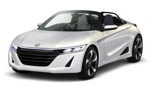 Honda S660 concept sports car heading to Tokyo show