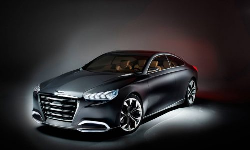 Next Hyundai Genesis to be first model to feature 'HTRAC' AWD
