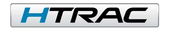 Hyundai HTRAC badge