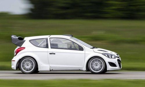 Hyundai to introduce performance sub-brand, i20 WRC road car?