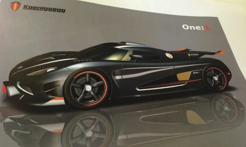 Koenigsegg One:1 to become world's quickest & fastest car