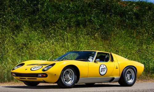 For Sale: Lamborghini Miura SV owned by Rod Stewart