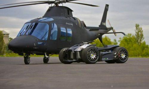 Lazareth Wazuma V8F Matt Edition is a Ferrari-powered seat