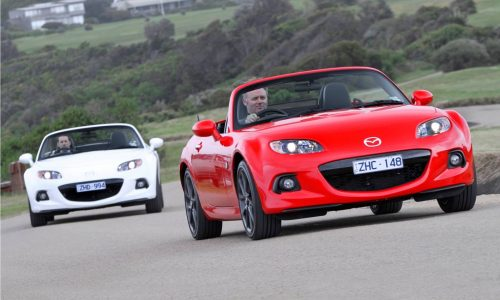 Mazda engineers pushing for more RWD cars – report