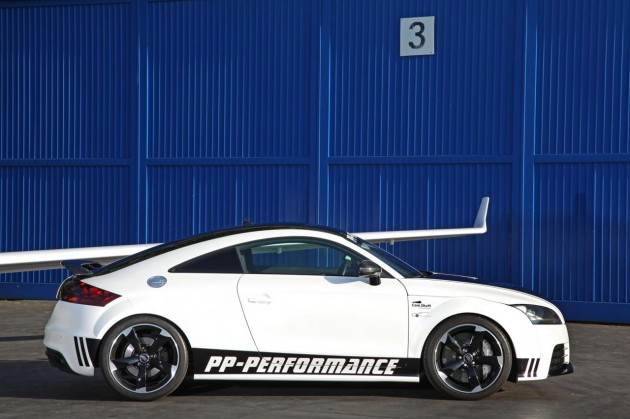 PP-Performance Audi TT RS-side