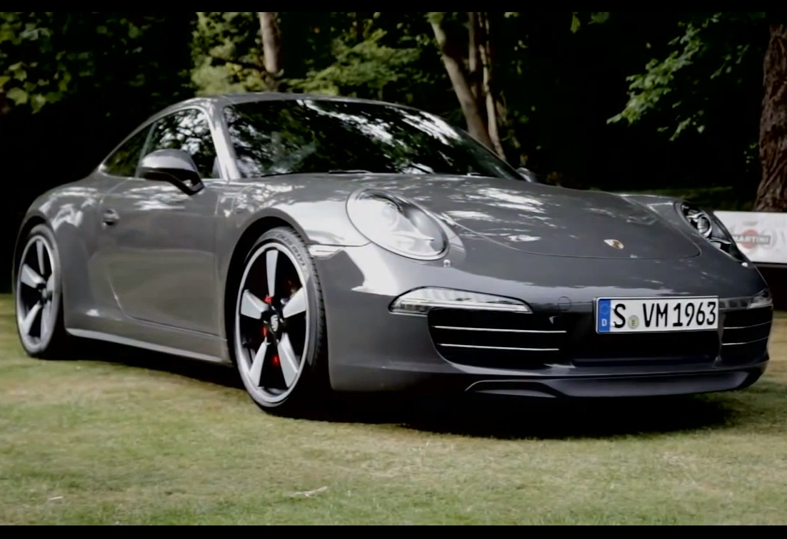 Porsche 911 50 Years Edition Explained Performancedrive