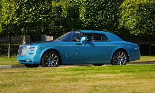 Rolls-Royce Ghawwass Phantom Coupe special edition revealed