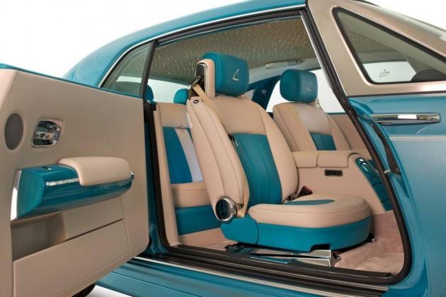 Rolls-Royce Ghasswaa Phantom Coupe-interior