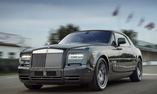 Rolls-Royce Phantom Bespoke Chicane Coupe revealed